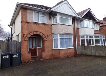 Thumbnail 3 bed property to rent in Kingsley Court, Church Road, Yardley, Birmingham