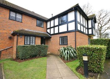 Thumbnail 1 bed flat for sale in Newton Court, Old Windsor, Berkshire