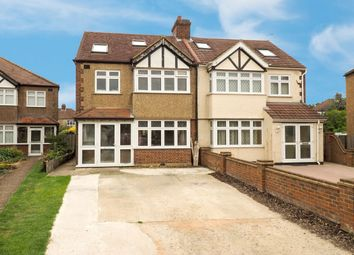 Thumbnail 4 bed semi-detached house for sale in Northfield Crescent, Cheam, Sutton