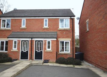 Thumbnail 2 bed semi-detached house for sale in Dyehouse Close, Whitworth, Rochdale