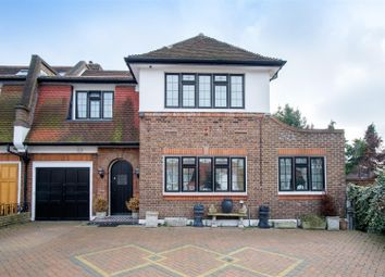 Thumbnail 4 bed semi-detached house for sale in Minchenden Crescent, London