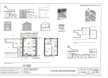 Thumbnail Land for sale in Gloucester Street, Norwich