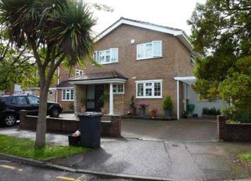 Thumbnail 4 bed property to rent in Woodside, Elstree, Borehamwood
