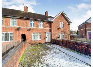 3 bed terraced house for sale in Mayford Grove, Birmingham B13