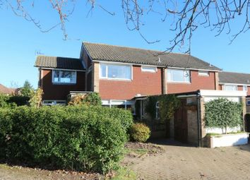 Thumbnail 4 bed semi-detached house for sale in Willoughbys Walk, Downley, High Wycombe
