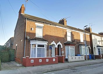 Thumbnail 2 bedroom terraced house for sale in Rosmead Street, Hull