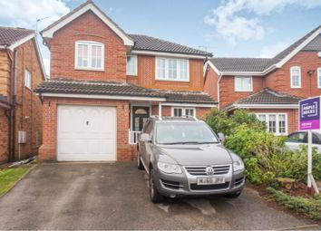 Thumbnail 4 bed detached house for sale in Monteney Gardens, Sheffield