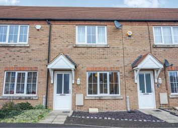 Thumbnail 2 bed terraced house for sale in Gaul Road, March