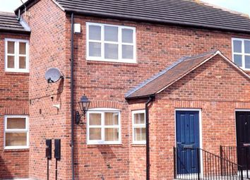 Thumbnail 2 bed semi-detached house to rent in Ivy Close, Clowne, Chesterfield