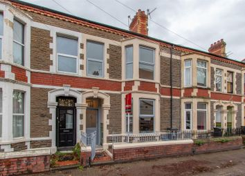 Thumbnail 5 bed property for sale in Library Street, Canton, Cardiff