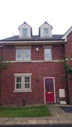 Thumbnail 5 bed town house to rent in Westbridge Mews, Woolston, Warrington