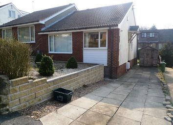 Thumbnail 2 bed semi-detached bungalow to rent in Lower Hall Crescent, Huddersfield, West Yorkshire