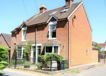 Thumbnail 3 bed semi-detached house for sale in Union Lane, Droxford, Southampton
