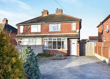 Thumbnail 2 bed semi-detached house for sale in Darklands Road, Swadlincote