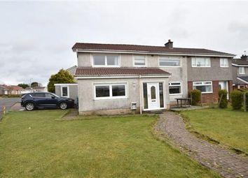 Thumbnail 5 bed semi-detached house for sale in Blairdennan Avenue, Moodiesburn, Glasgow