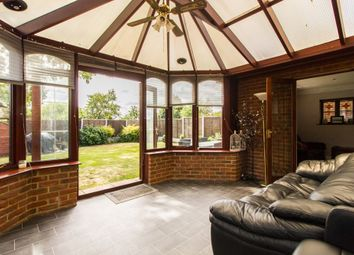 Thumbnail 4 bed detached house for sale in Ambleside Gardens, Hullbridge