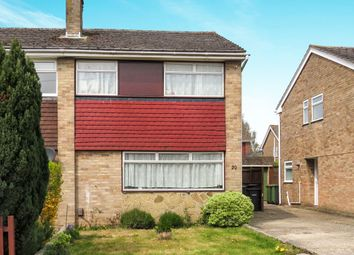 Thumbnail 3 bed semi-detached house for sale in Cumberland Avenue, Chandlers Ford, Eastleigh