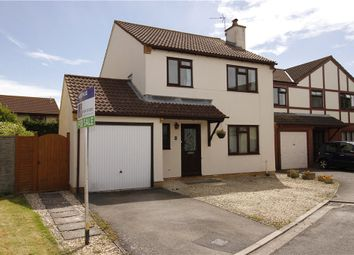 Thumbnail 4 bed detached house for sale in Worle, Weston-Super-Mare