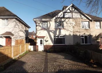 Thumbnail 3 bed semi-detached house for sale in Park Avenue, Golborne, Warrington, Greater Manchester