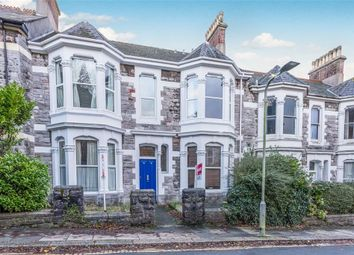 Thumbnail 1 bed flat for sale in St Lawrence Road, North Hill, Plymouth