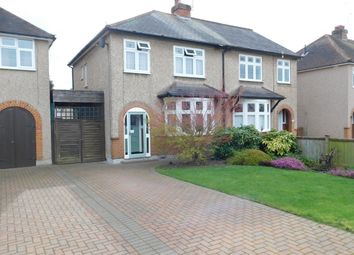 Thumbnail 3 bed semi-detached house to rent in Winchelsea Drive, Chelmsford