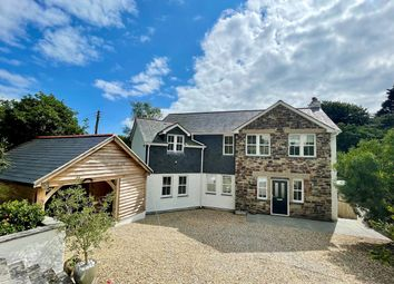 Thumbnail 4 bed detached house for sale in Brillwater Road, Constantine, Falmouth