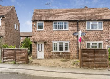 Thumbnail 3 bed semi-detached house for sale in Handsworth Road, Kettlethorpe, Wakefield