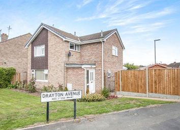 Thumbnail 4 bed detached house for sale in Drayton Avenue, Stratford Upon Avon, Warwickshire