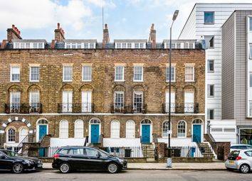 Thumbnail Flat to rent in New North Road London, London