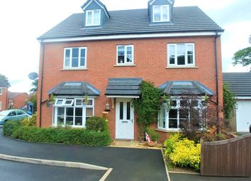 Thumbnail 5 bed detached house for sale in Hough Way, Shifnal