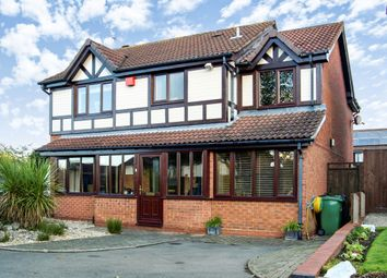 Thumbnail 5 bed detached house for sale in Lambourne Way, Brierley Hill