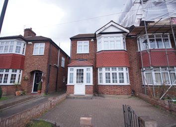 Thumbnail 4 bed semi-detached house for sale in Amberley Road, Enfield