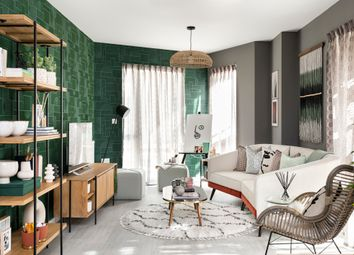 Thumbnail 3 bedroom flat for sale in Pomeroy Street, London