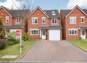 Thumbnail 5 bed detached house for sale in Comberton Gardens, Kidderminster