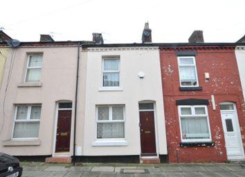 Thumbnail 2 bedroom terraced house for sale in Stockbridge Street, Liverpool