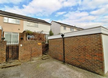 Thumbnail 2 bed end terrace house for sale in Regal Close, Cosham, Portsmouth