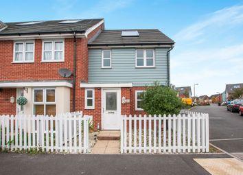 Thumbnail 2 bed end terrace house for sale in Eltham Avenue, Cippenham, Slough