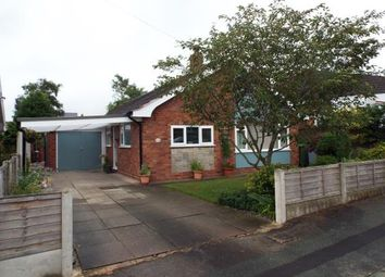 Thumbnail 4 bed bungalow for sale in Windmill Close, Buerton, Cheshire