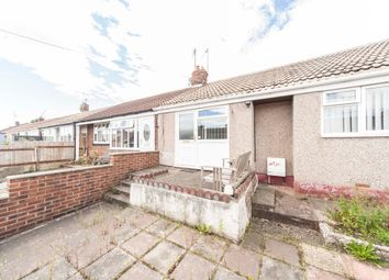 Thumbnail 2 bed terraced bungalow for sale in Elizabeth Street, Blackhall Colliery, Hartlepool