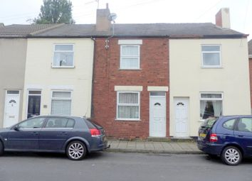 Thumbnail 2 bed terraced house to rent in Hall Street, Mansfield, Mansfield