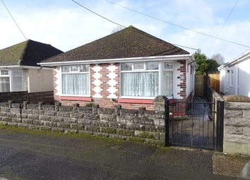 Thumbnail 3 bed detached bungalow for sale in Ynyslas, Porthcawl