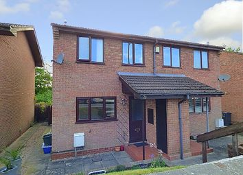 Thumbnail 2 bed semi-detached house for sale in Corinne Close, Rednal