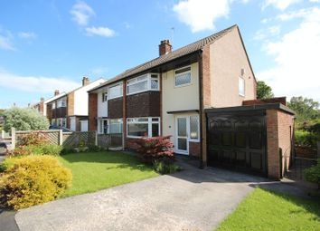 Thumbnail 3 bed semi-detached house to rent in Moseley Wood Green, Cookridge, Leeds