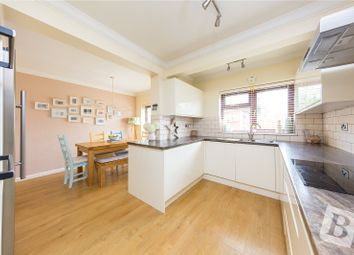 Thumbnail 4 bed semi-detached house for sale in Longwood Close, Upminster