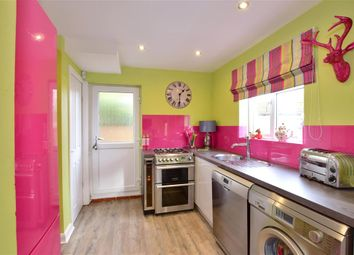 Thumbnail 3 bed end terrace house for sale in New Farthingdale, Dormansland, Surrey