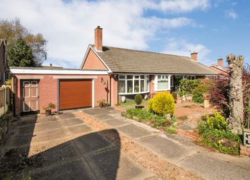 Thumbnail 2 bed semi-detached bungalow for sale in Wansfell Avenue, Carlisle