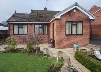 Thumbnail 3 bed detached bungalow for sale in Ley Gardens, Longton, Stoke-On-Trent, Staffordshire