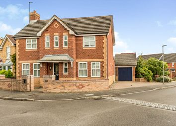 Thumbnail 3 bed detached house for sale in Ayr Close, Stevenage
