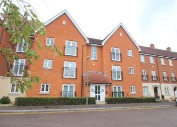 Thumbnail 2 bed flat to rent in Sanville Gardens, Stanstead Abbotts, Ware