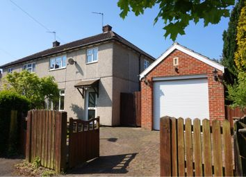 Thumbnail 3 bed semi-detached house for sale in Dorking Road, Derby